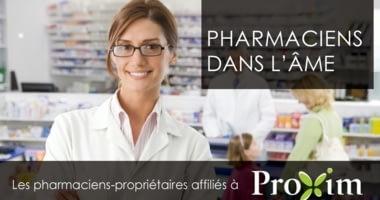 Proxim pharmacie affiliée - Ralph Mokbel