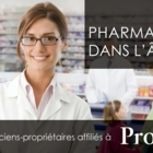 View Proxim Affiliated Pharmacy - Braconnier & Cournoyer's Saint-Justin profile