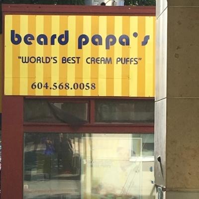 Beard Papa's - Convenience Stores