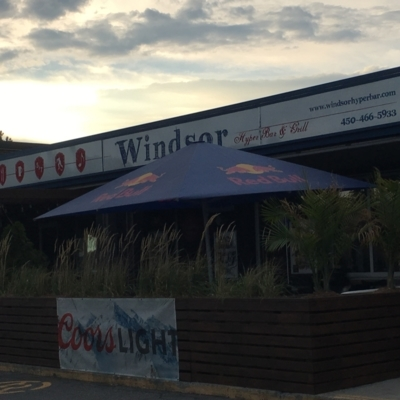 Windsor Hyper Bar & Grill - American Restaurants