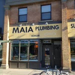Maia Plumbing Supplies Opening Hours 1041 College St Toronto On