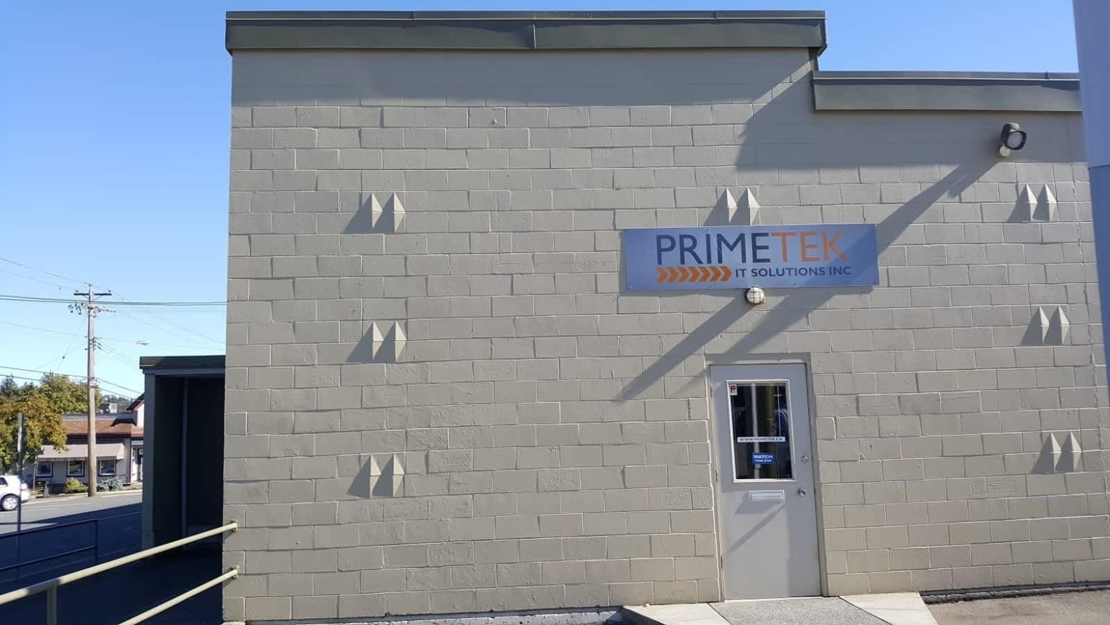 Primetek IT Solutions Inc - Opening Hours - 407 5th St UNIT