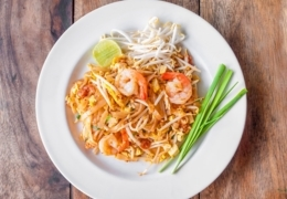Places to score top pad Thai in Edmonton