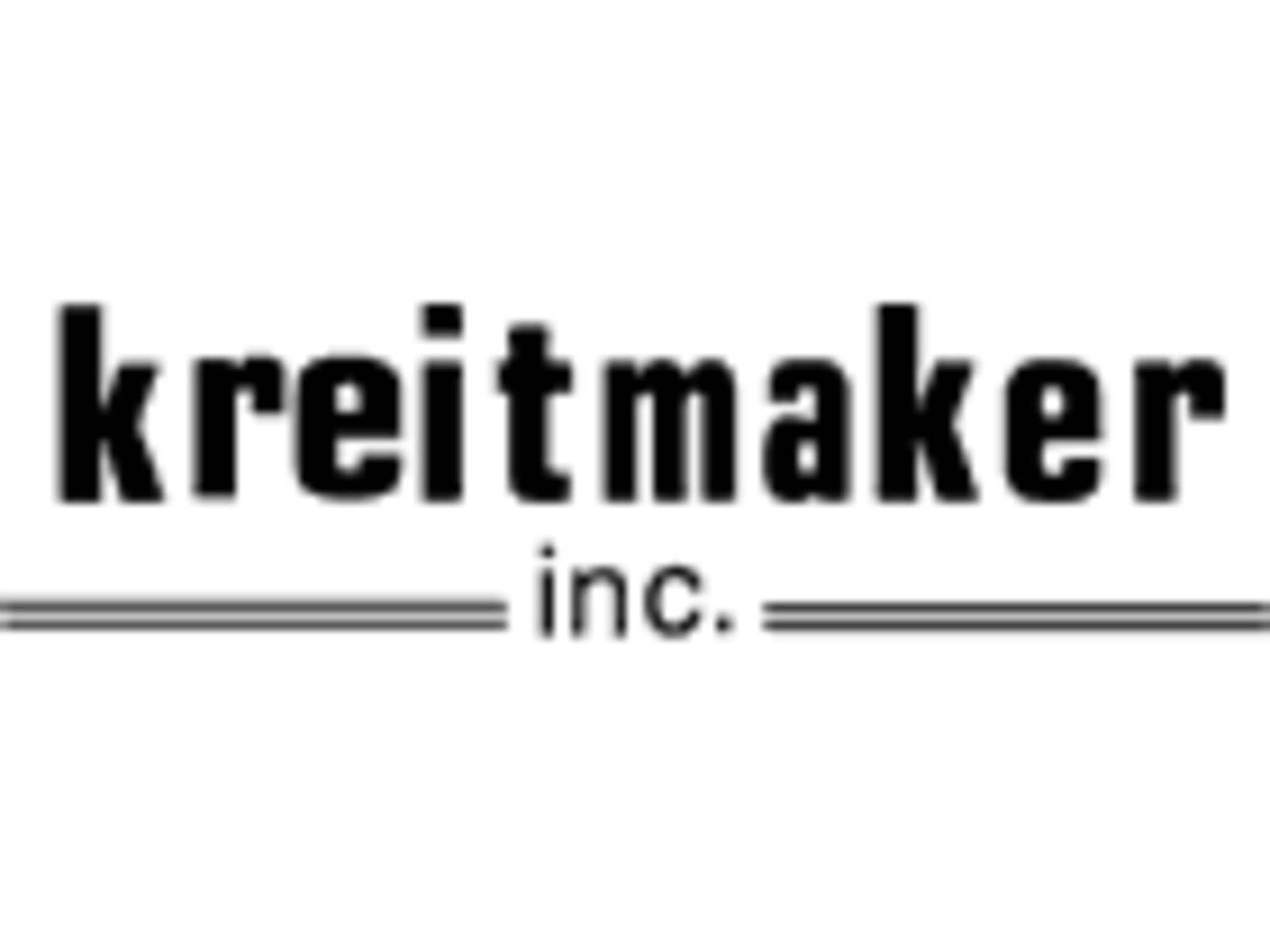 photo Kreitmaker Inc