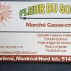 Marché Fleur Du Soleil - Grocery Stores - 514-327-8987