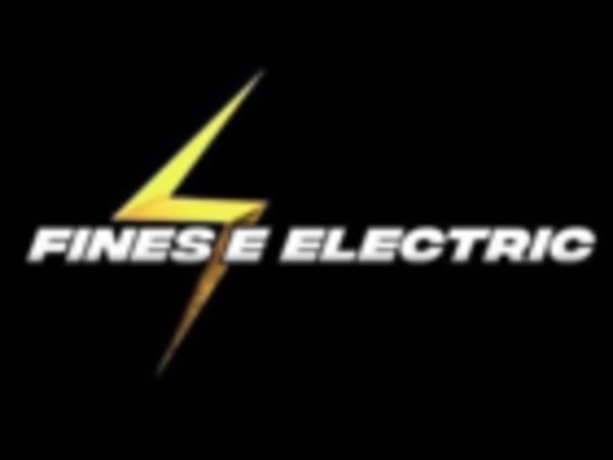 photo Finesse Electric