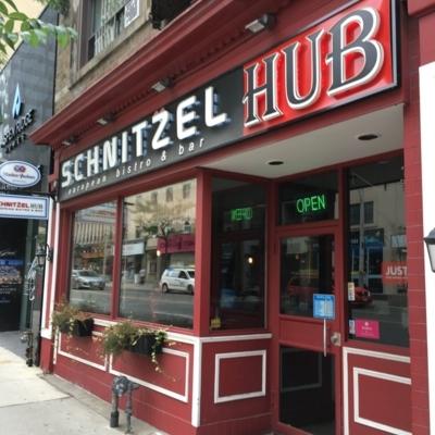 Schnitzel Hub European Bistro - Restaurants - 647-351-5558