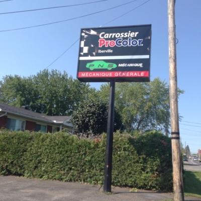 Carrossier ProColor Iberville - Réparation et entretien d'auto - 450-358-2166