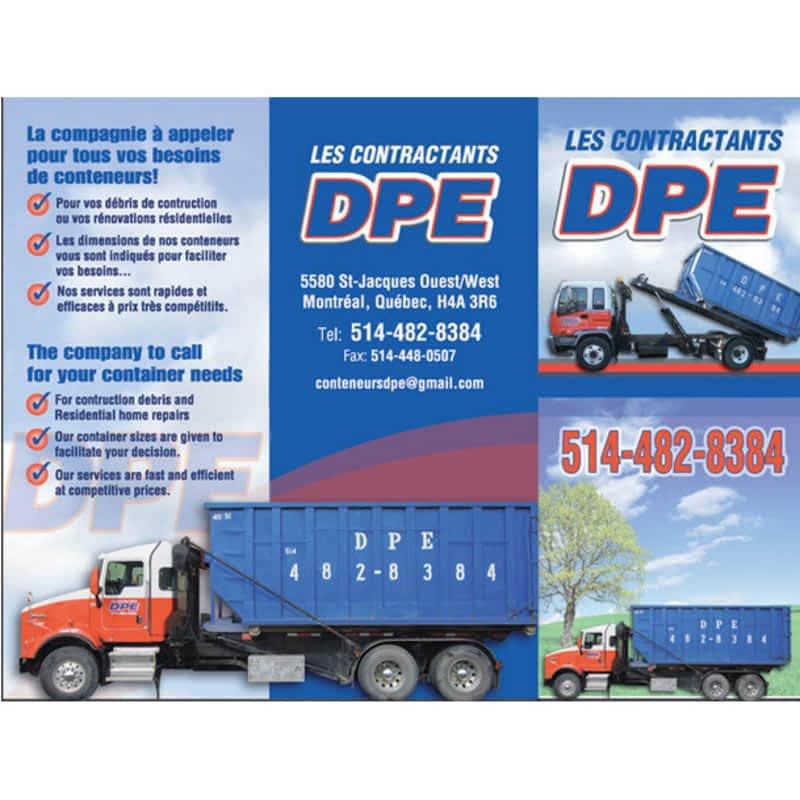 photo Containers DPE