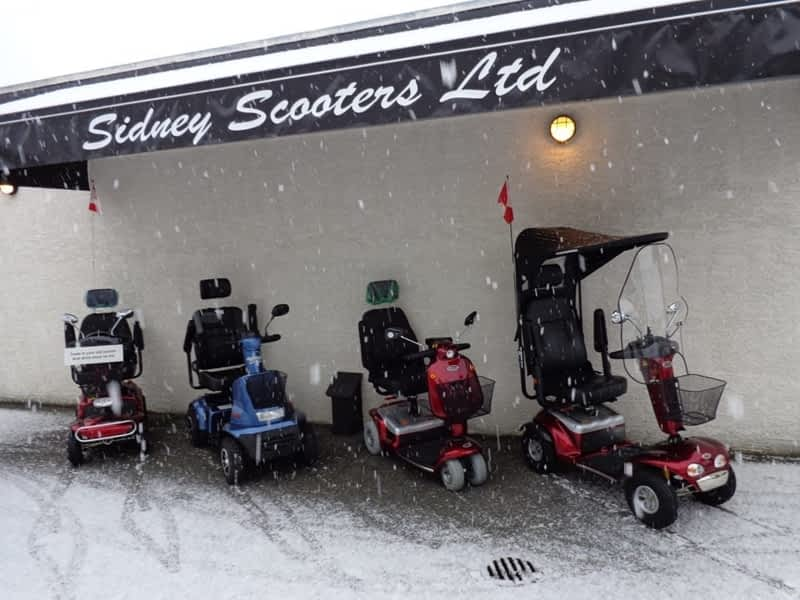 photo Sidney Scooters