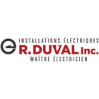 Duval Richard Inst Electrique Inc - Heating Contractors