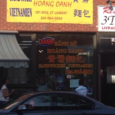 Hoang Oanh Sandwich - Sandwiches & Subs - 514-954-0053