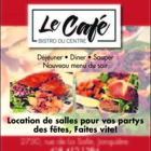 Bistrot Bar La Fonderie - Pizza & Pizzerias - 418-412-1384