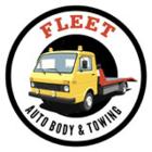 Fleet Auto Body & Towing - Logo