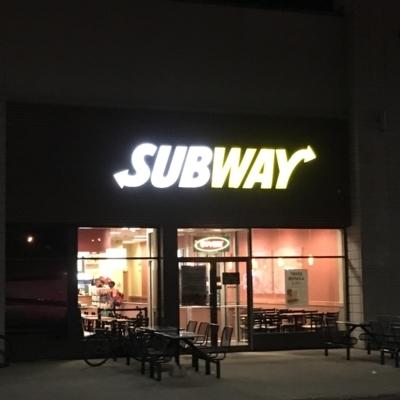 Subway - Plats à emporter - 514-595-4949