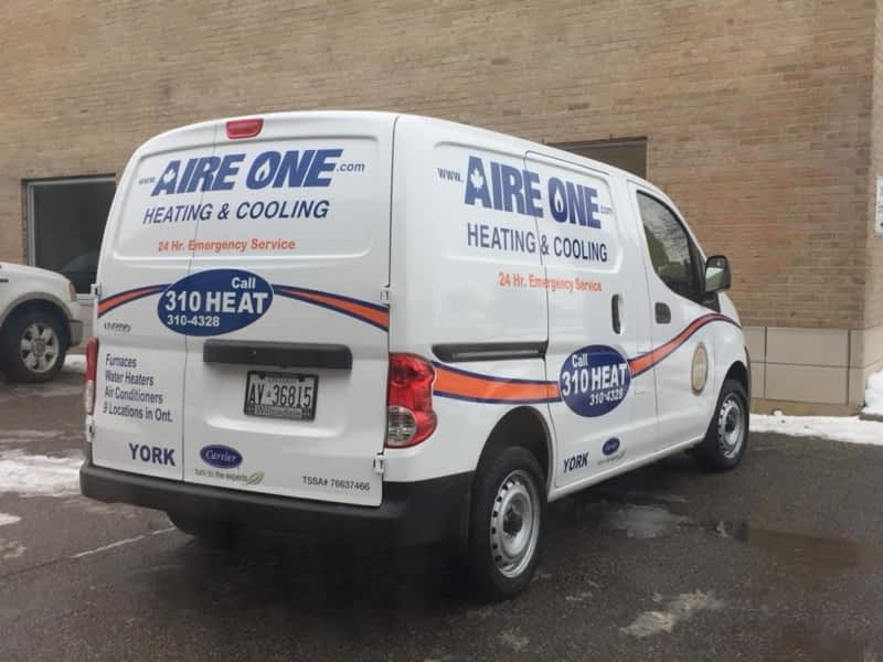 photo Aire One Peel Heating & Cooling