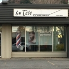 Salon En Tête Coiffures Enr - Salons de coiffure et de beauté - 450-464-0903