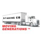 A-1 Moving Co - Logo