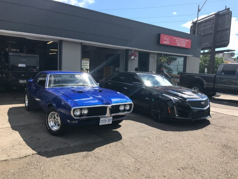 H And H Auto >> H H Auto Thunder Bay On 720 Red River Rd Canpages