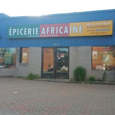Épicerie Africaine De La Rive Sud - Épiceries - 450-646-0012
