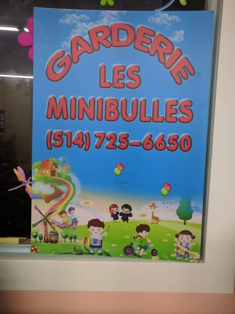 photo Garderie Les Minibulles
