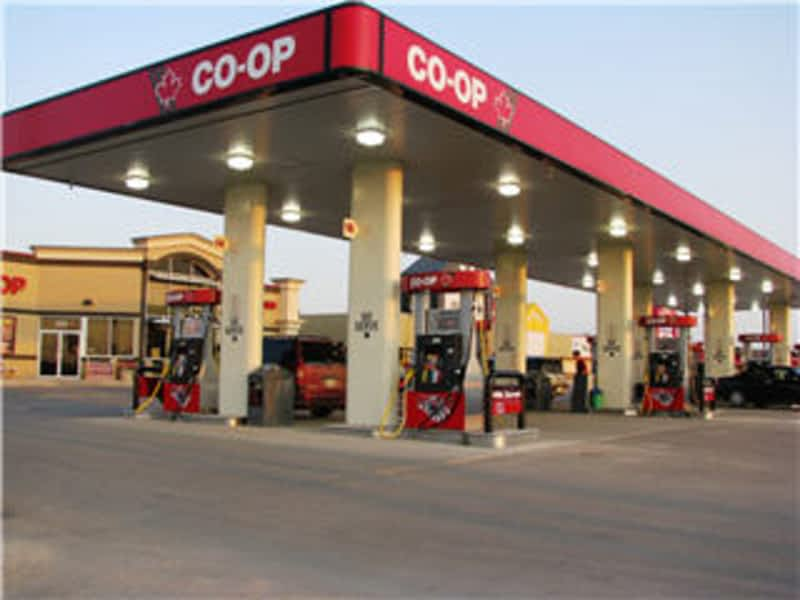 Co Op Gas Bar And Car Wash Steinbach Mb