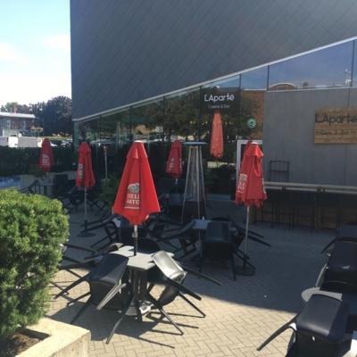 L'Aparté  - Restaurants - 450-492-2239