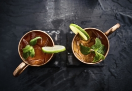 Toronto's meanest Moscow Mules