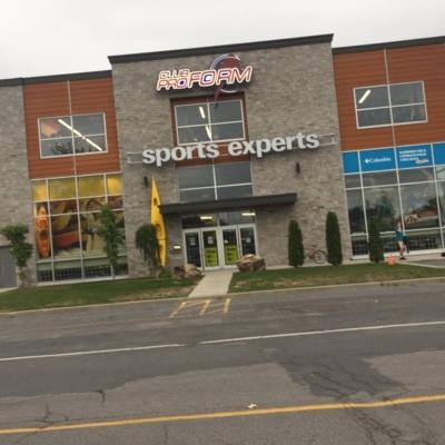 Sports Experts - Magasins d'articles de sport