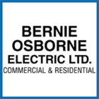 Bernie Osborne Electric Ltd