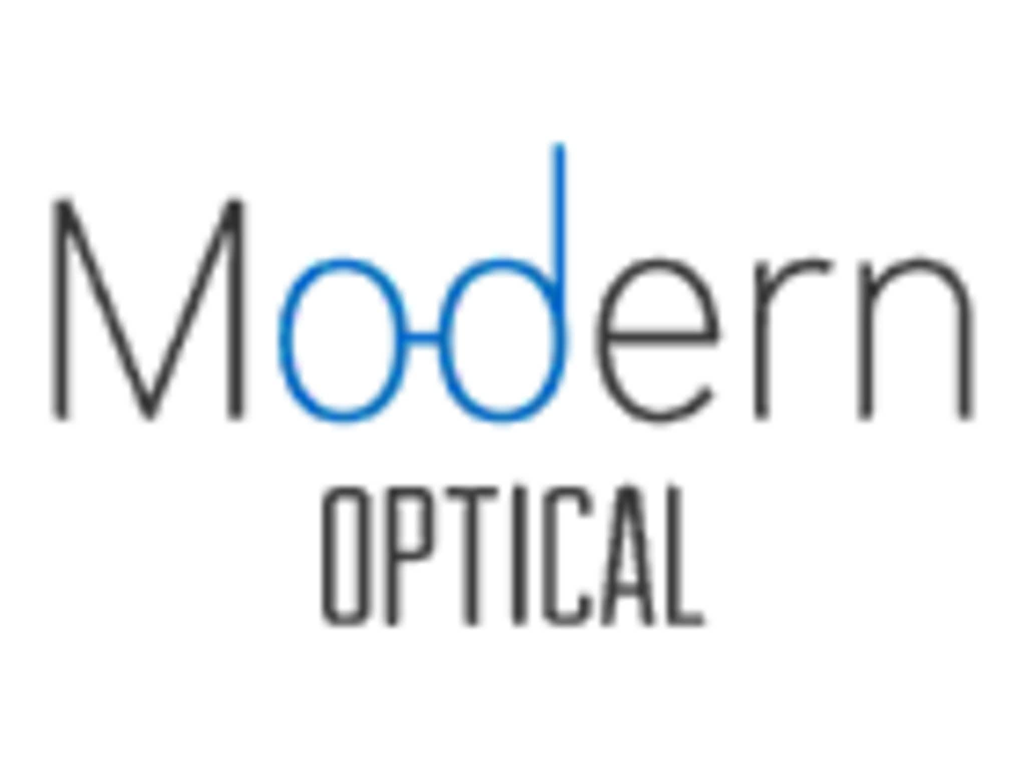 photo Modern Optical