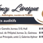 Nancy Lévesque - Audiologiste - Audiologists - 819-525-7775