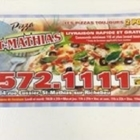 Saint Mathias Pizza - Restaurants de burgers - 450-572-0313