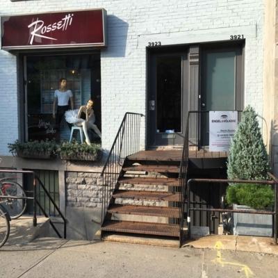 Rossetti de Montréal Inc - Cours de danse - 514-842-7337