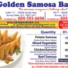 Golden Samosa Bakery Ltd - Food Products