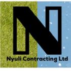 Nyuli Contracting Ltd - Snow Removal