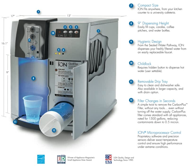 photo Blue Water Cooler Solutions