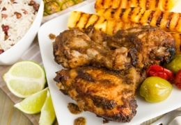 Best jerk chicken in Toronto