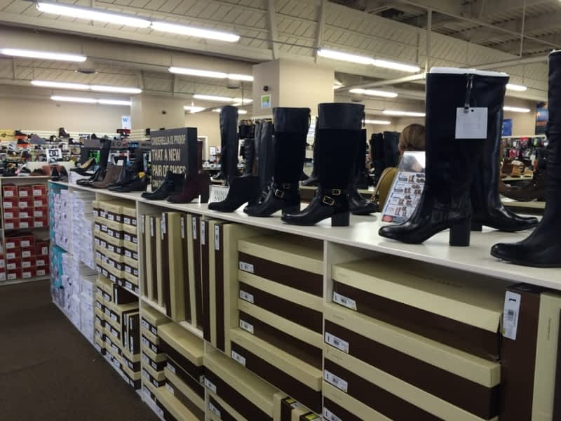 Fairview Factory Shoe Outlet Sale