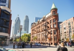 City with sole: Guided walking tours in Toronto