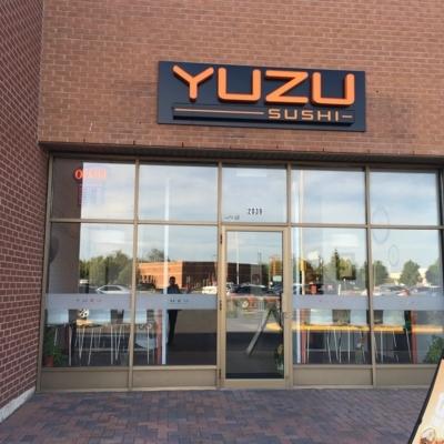 Yuzu Sushi - Restaurants japonais - 450-647-6688