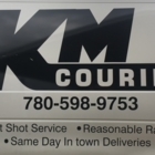 KM Courier - Courier Service - 780-743-8008