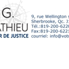 Voir le profil de André G.Mathieu, huissier de justice - Wickham