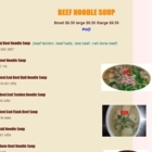 Pho Huy - Vegetarian Restaurants - 289-639-1859
