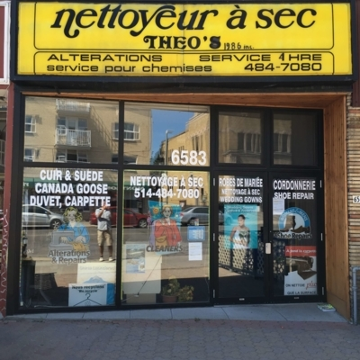 Theo Dry Cleaners - Dry Cleaners