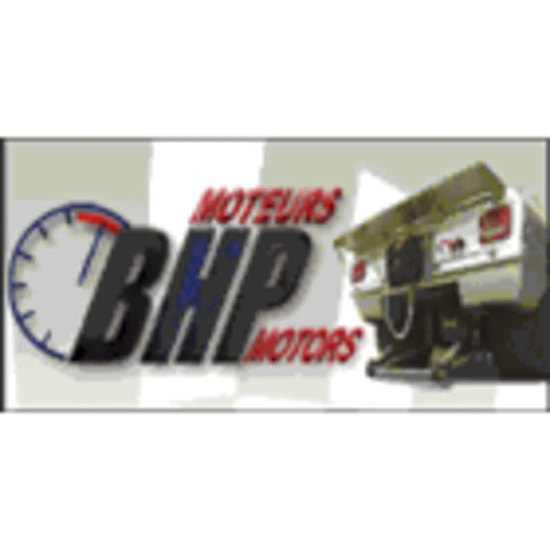 photo BHP Moteurs