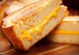 Delightfully delectable grilled cheeses in Edmonton