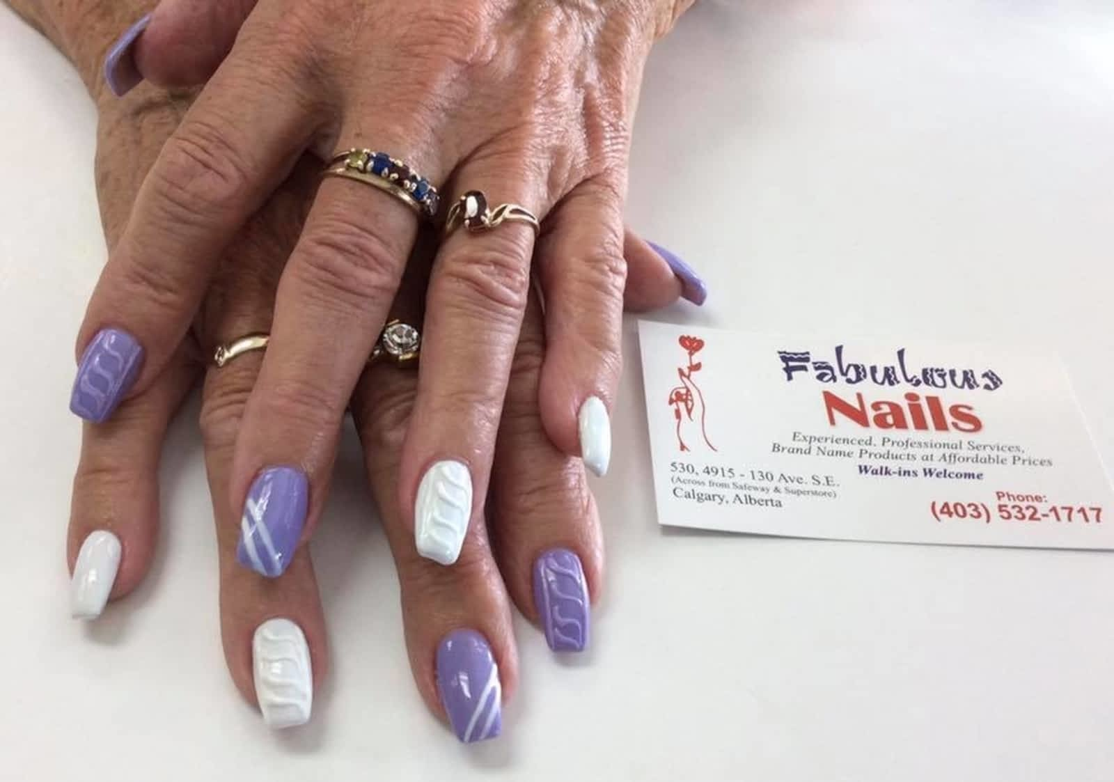 Fabulous Nails - Opening Hours - 4915 130 Avenue Southeast, Calgary, AB