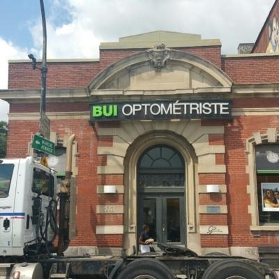Bui Optométriste - Optometrists