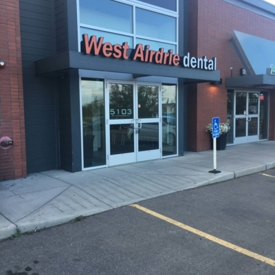 West Airdrie Dental - Dentists - 403-960-0240